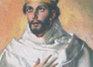 São Rosendo - Jovem bispo de Mondoñedo
