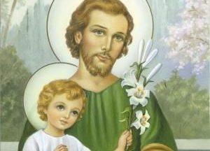 São José, Padroeiro da Igreja