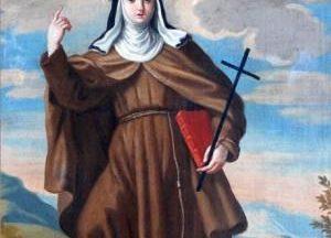 Santa Rosa de Viterbo - Jovem profeta