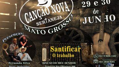 Canção Nova Sertaneja Mato Grosso