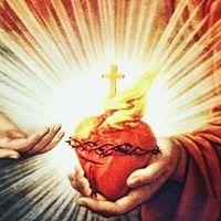 Eis o Coração que tanto amou os homens.