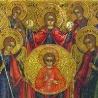 São Miguel, São Gabriel e São Rafael, Arcanjos