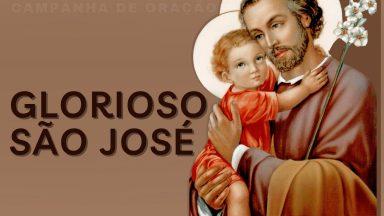 Campanha de Oração ao Glorioso São José