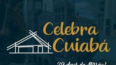 Celebra Cuiabá - 29 anos