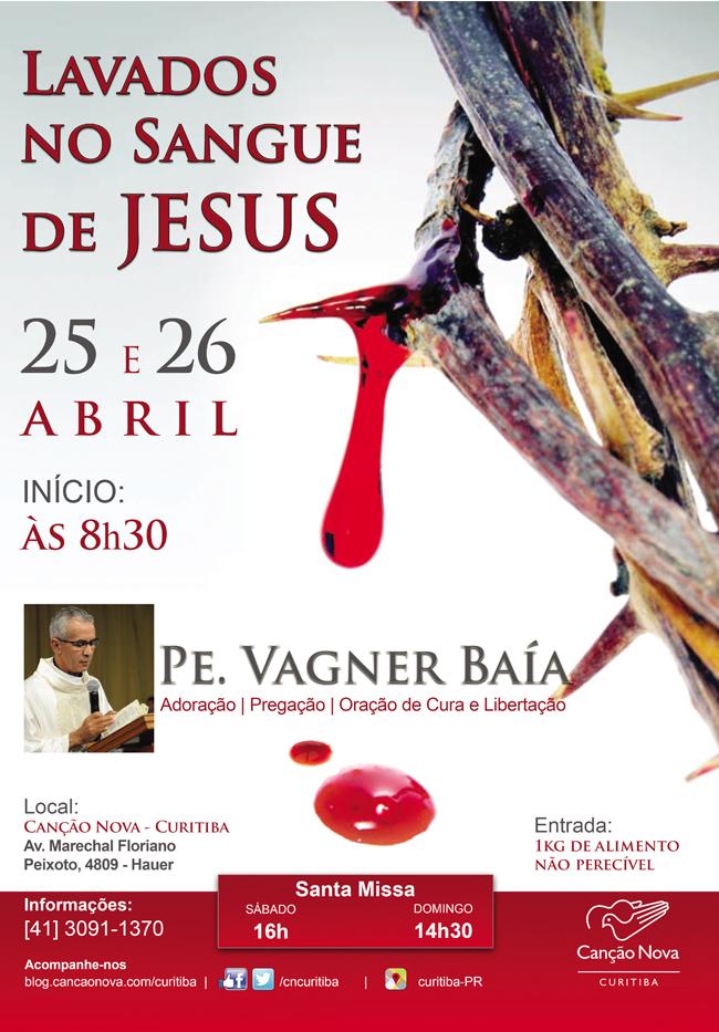Lavados no Sangue de Jesus