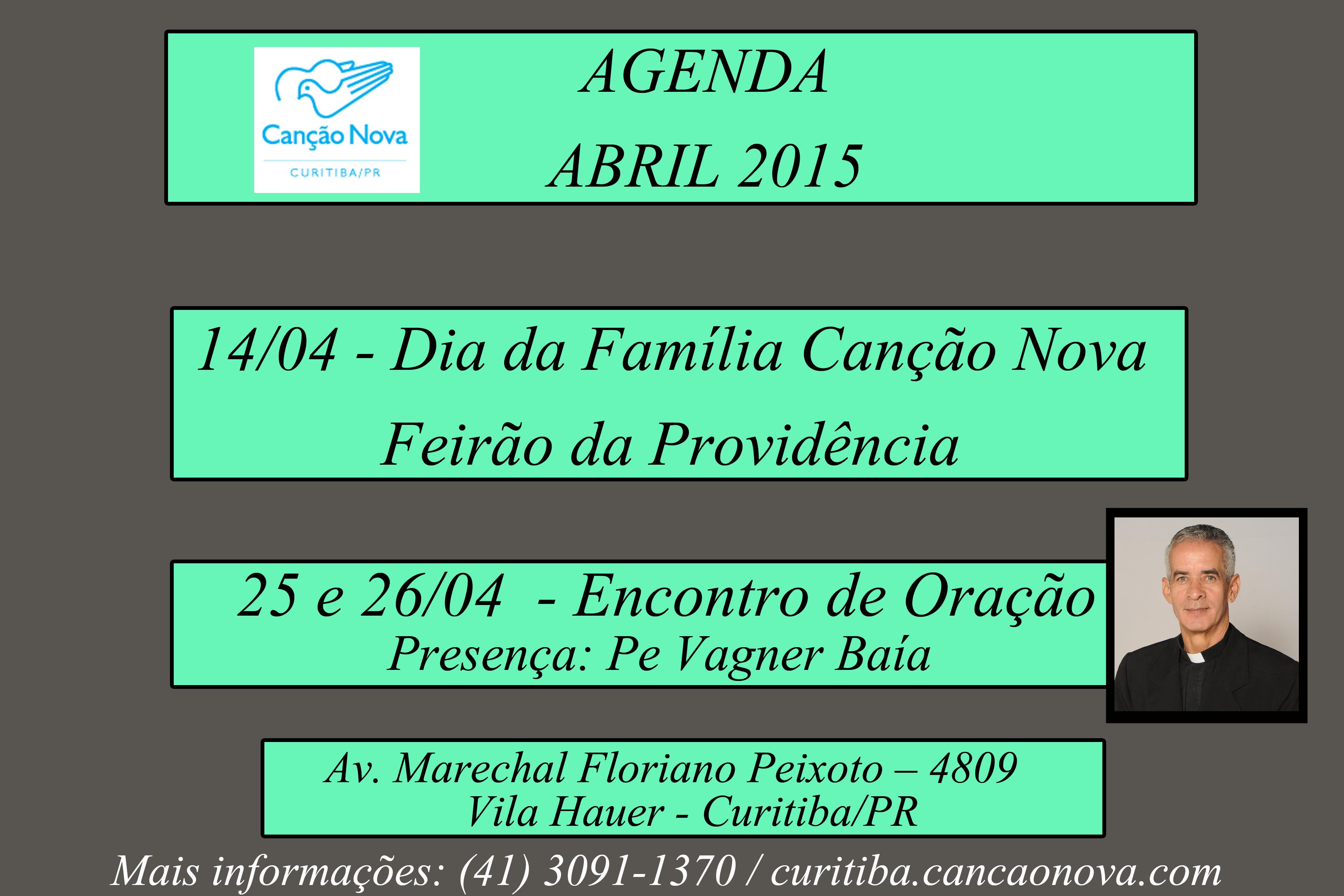 Agenda Abril/2015