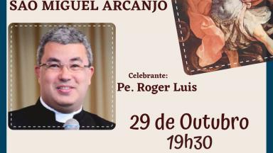 Santa Missa votiva a São Miguel Arcanjo - 29 de Outubro