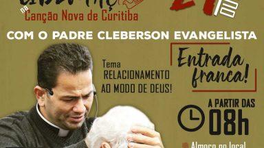 Retiro Anual de Cura e Libertação com o Padre Cleberson Evangelista - 27 de Outubro