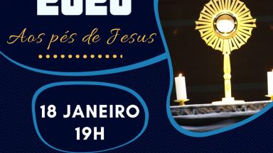 Noite de Adoração: 2020 aos pés de Jesus