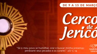 Confira a programação do 1º Cerco de Jericó de 2020