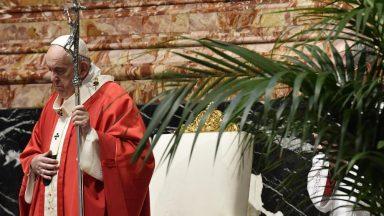 Um conselho do papa para você viver bem a semana santa