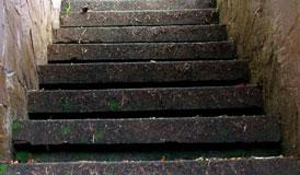lectio divina, contemplação, monge, escada