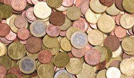 moedas, dinheiro, dízimo, igreja, coleta