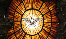 pomba, espírito santo, dons, carismas, coríntios