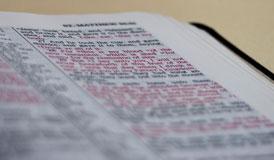 bíblia, estudo bíblico, sagradas escrituras