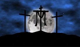 cruz, crucificado, cristo, loucura, linguagem