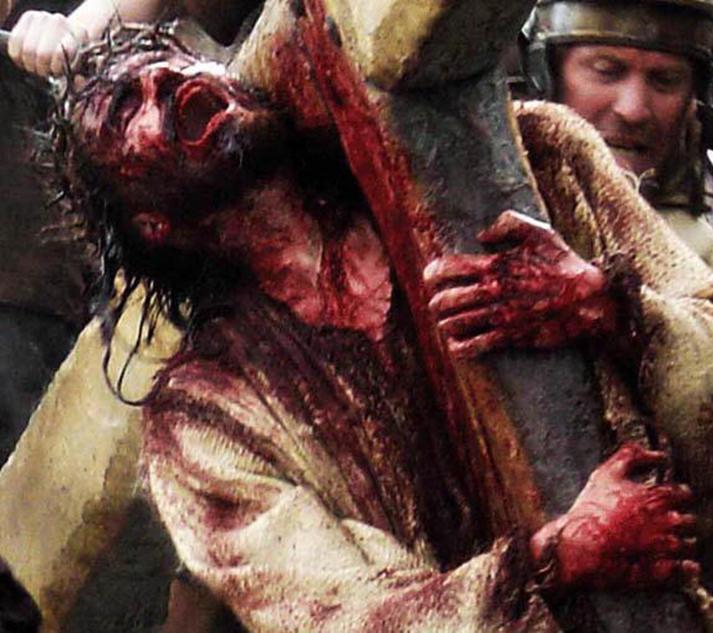 jesus,crussificado,carregando,cruz