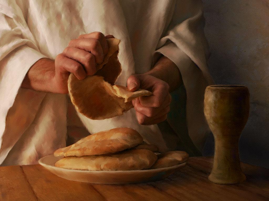 O verdadeiro pão do céu - Diário Espiritual