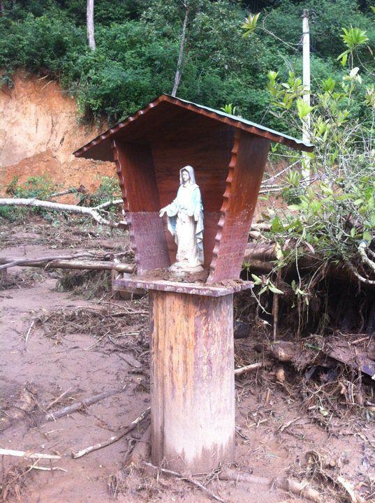 Nossa Senhora das Graças em teresópolis