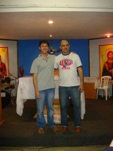 Dr. Nasser e Guido