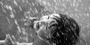Chuva sobre a terra