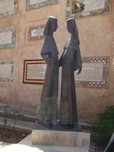 Visita da Virgem Maria a sua prima Isabel