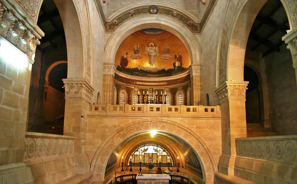 Basílica da Transfiguração - Terra Santa