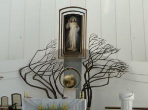 Santuário da Divina Misericórdia - Polônia