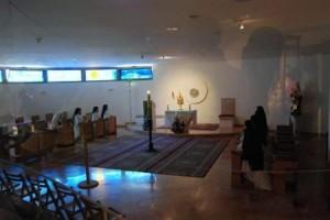 Capela Santíssimo - Gruta do Leite