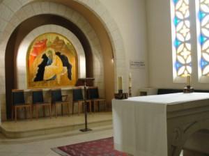Capela dedicada as lágrimas de São Pedro