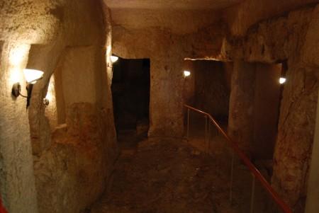 Cavidade subterrânea