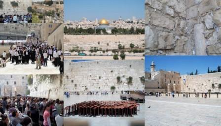 Muro das Lamentações - Jerusalém
