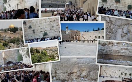 Muro Ocidental - Jerusalém