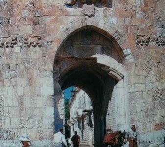 Portão dos Leões