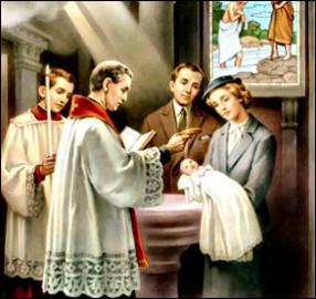 Resultado de imagem para batismo