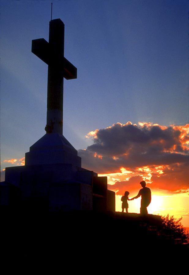 Como tomar a nossa cruz?