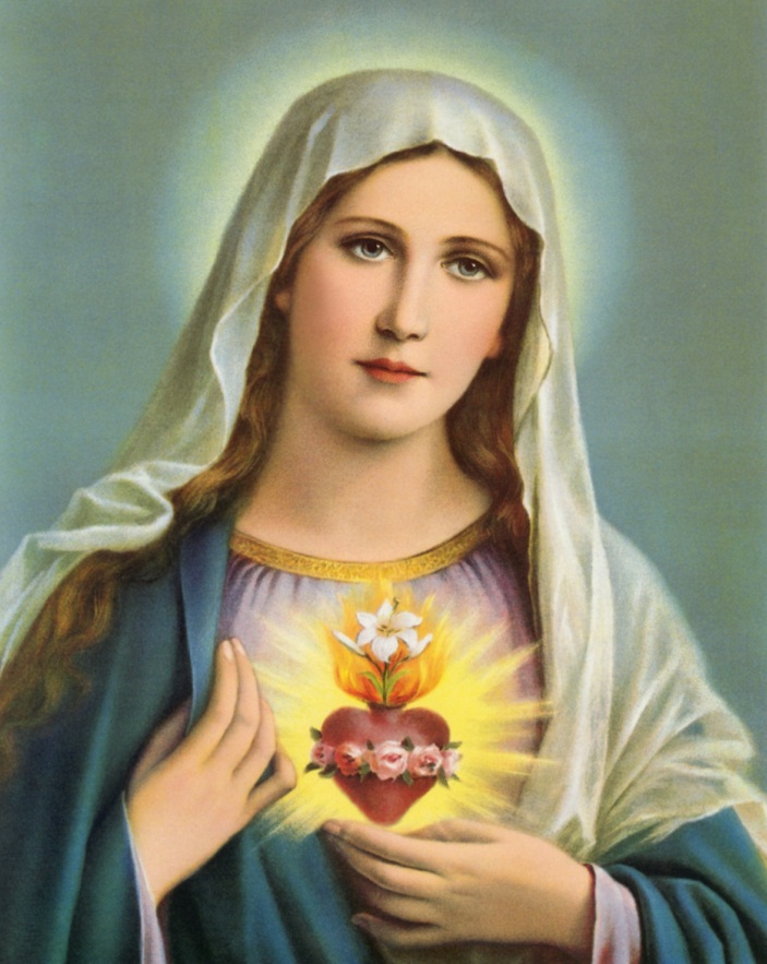 Devoção ao Imaculado Coração de Maria