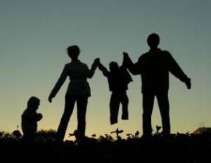 family of four sundown 2