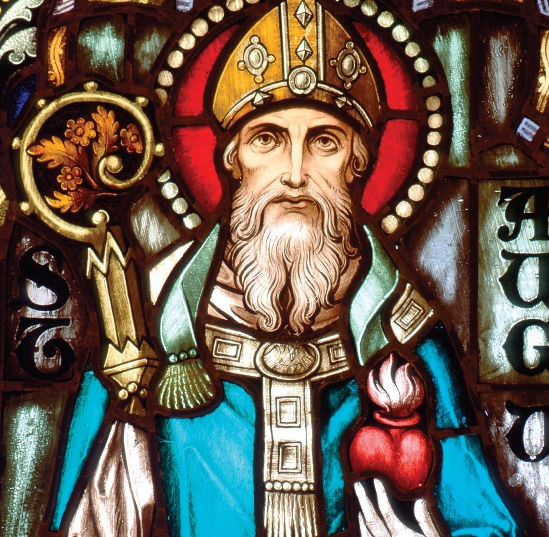 Resultado de imagem para santo agostinho