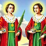 Cosme e Damião são santos mesmo?