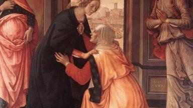 Visita de Nossa Senhora a Santa Isabel
