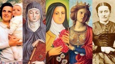 10 exemplos de Mães que chegaram à santidade