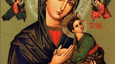 Festa de Nossa Senhora do Perpétuo Socorro