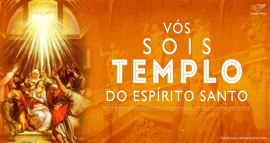 vós sois templo