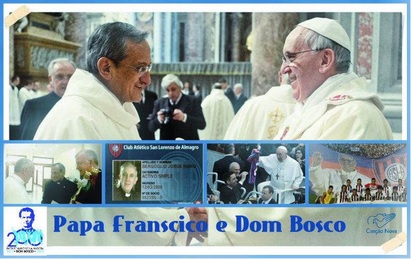 Papa Francisco e a Família Salesiana