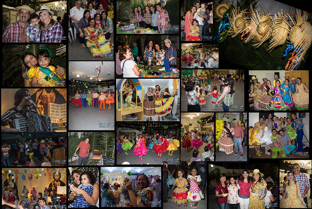 Coletânia de fotos do Arraia bom d+ 2014