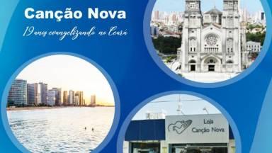 """Canção Nova completa 19 anos de evangelização na """"Terra da Luz"""""""