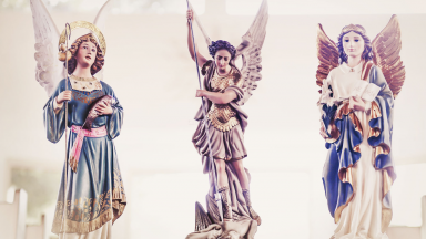 Oração aos Santos Arcanjos