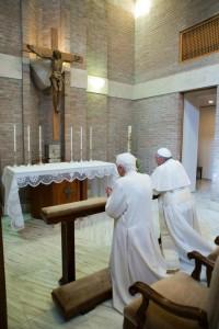 O retorno de Bento XVI ao Vaticano