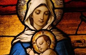 Maria, caminho que leva a Cristo